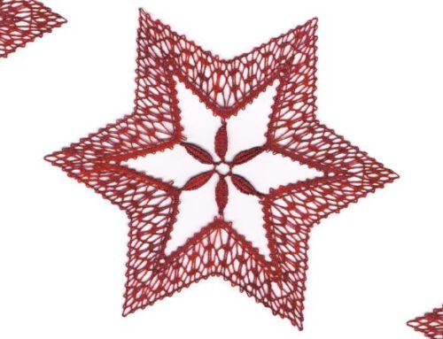 Klöppelbrief – Kleiner Stern