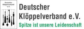 Deutscher Klöppelverband e. V. Logo